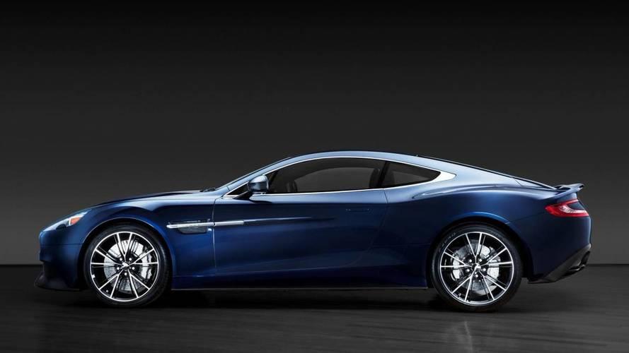 Un Aston Martin Vanquish, de Daniel Craig, a subasta en Nueva York
