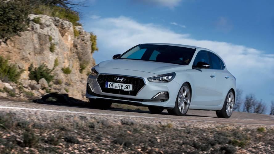 Primera prueba Hyundai i30 Fastback 2018