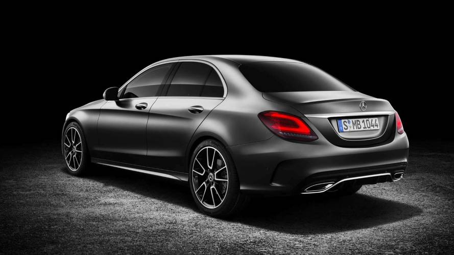 Mercedes C class 2018 - Conti Talk - MyCarForum com