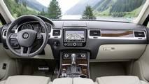 2019 VW Touareg karşılaştırma