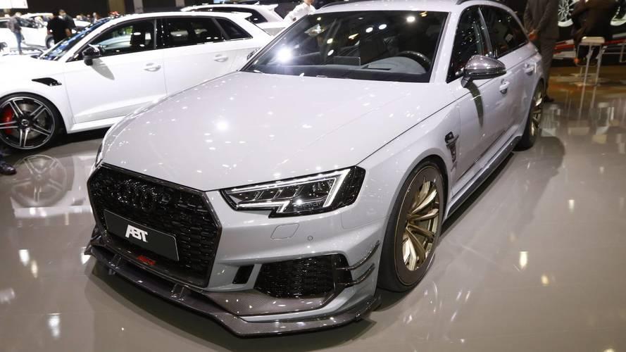ABT RS4-R at the 2018 Geneva Motor Show