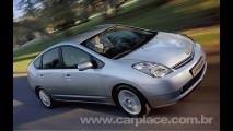 Híbrido Toyota Prius atinge a marca de 1 milhão de unidades vendidas