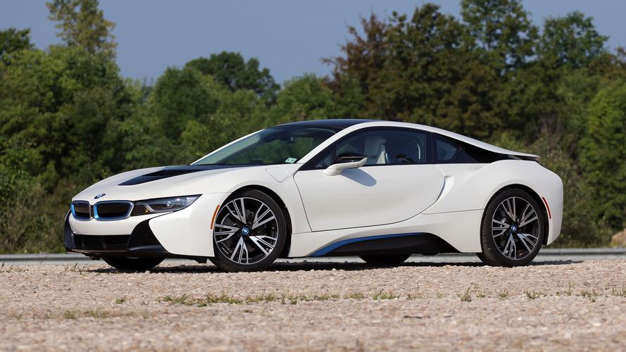 İnceleme: 2016 BMW i8
