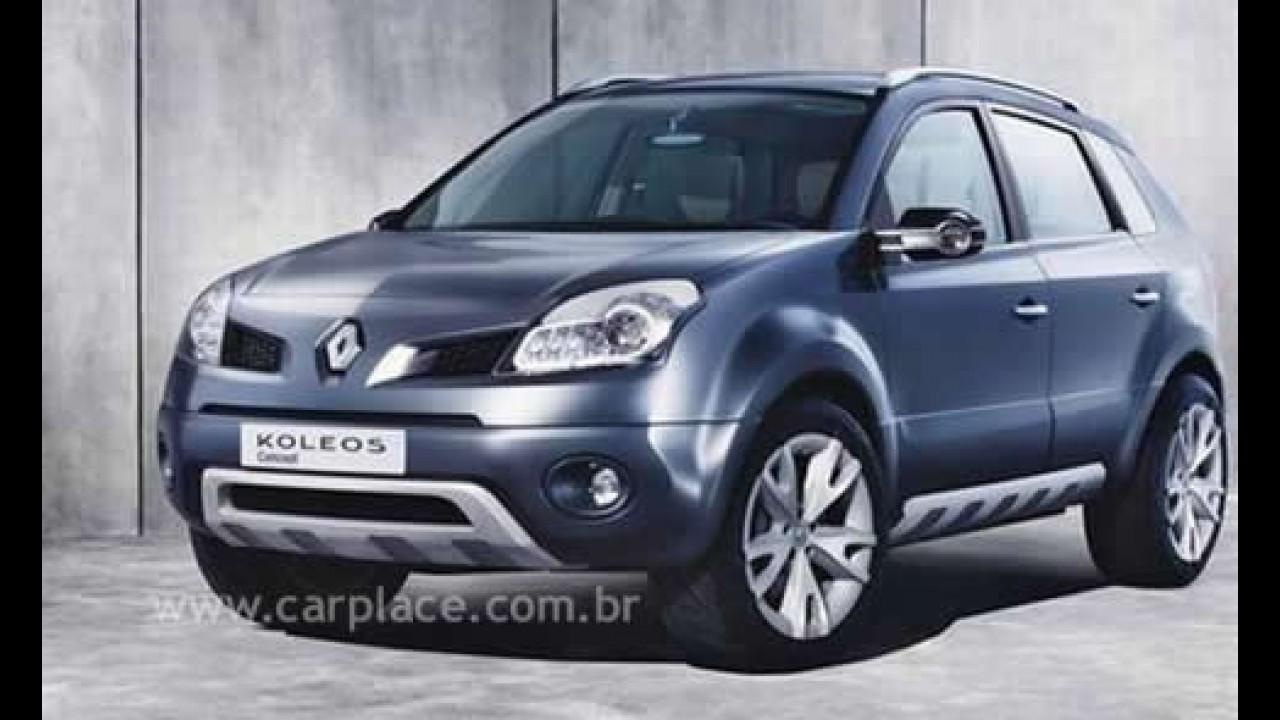 Novo SUV Renault Samsung QM5