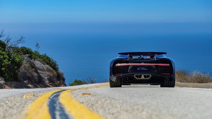 Bugatti Chiron - Objectif 458 km/h !