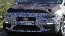 2017 Hyundai i30 N spy photos