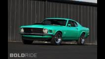 Ford Mustang Boss 429 Grabber Green