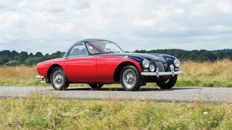 Rare 1964 Morgan Plus 4 Plus heading to auction in London