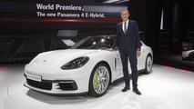 2017 Porsche Panamera 4 E-Hybrid