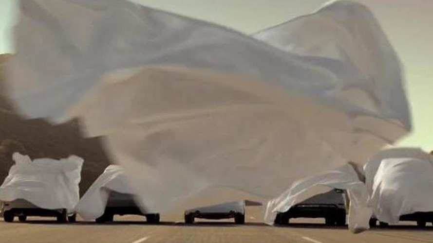 Nissan teases four new models in latest commercial