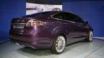 Ford Verve 4-Door Concept