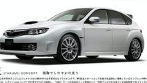 Subaru Impreza WRX STI Takumi Concept