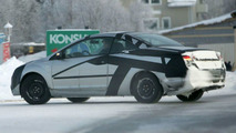 Ford Focus CC Spy Photos