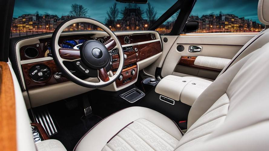 Rolls-Royce Phantom Drophead Coupe By Vilner Is Truly Bespoke