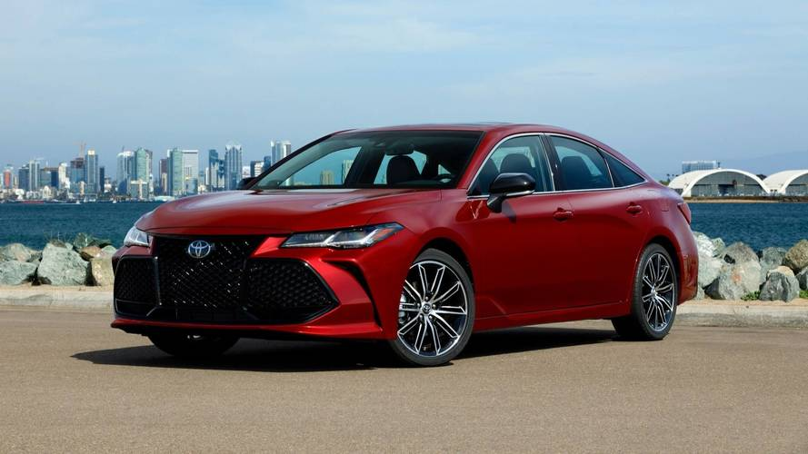 2019 Toyota Avalon: First Drive