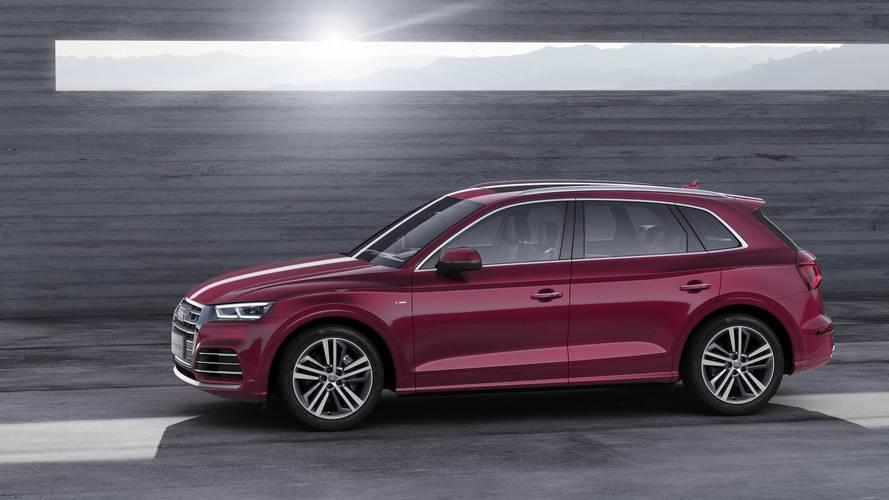 A kínaiak ebből is többet kapnak: Audi Q5L