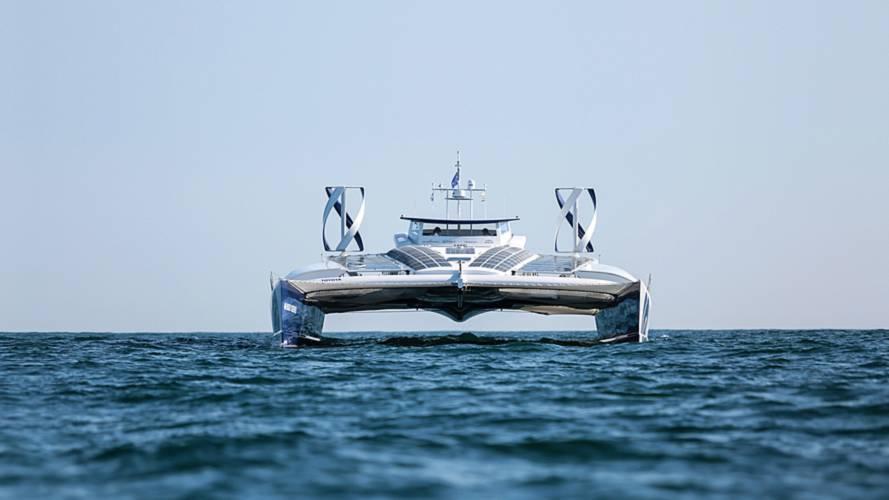 Toyota backing hydrogen boat world tour