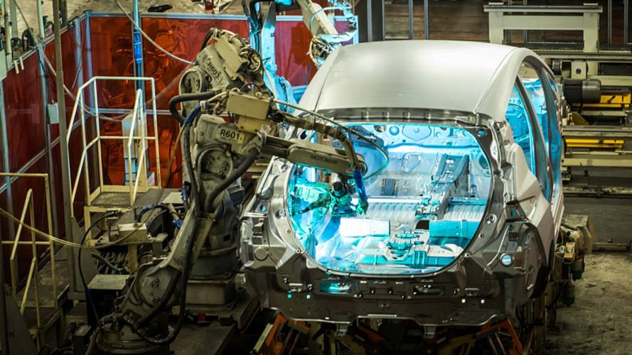 UK car production numbers fight back in May, still down in 2018