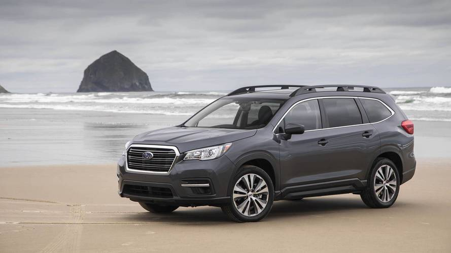 2019 Subaru Ascent: First Drive