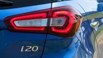 2018 Hyundai i20 refresh