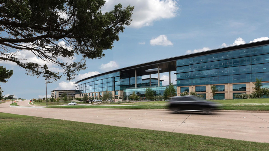 Toyota Opens $1 Billion Headquarters in Texas