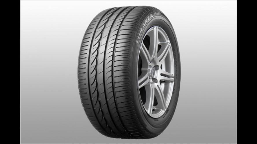 Bridgestone bringt neuen Spritspar-Reifen auf den Markt