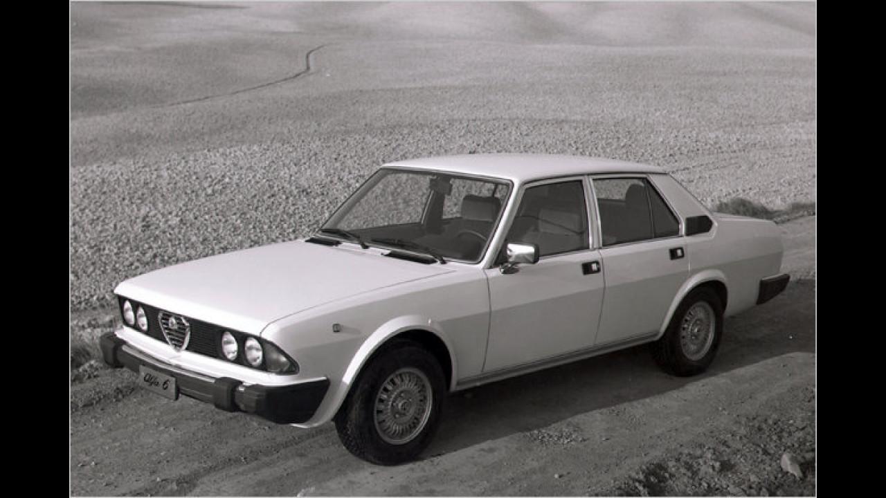 30 Jahre Alfa 6