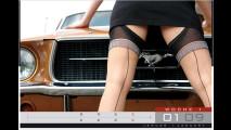 Heiße Girls und US-Cars
