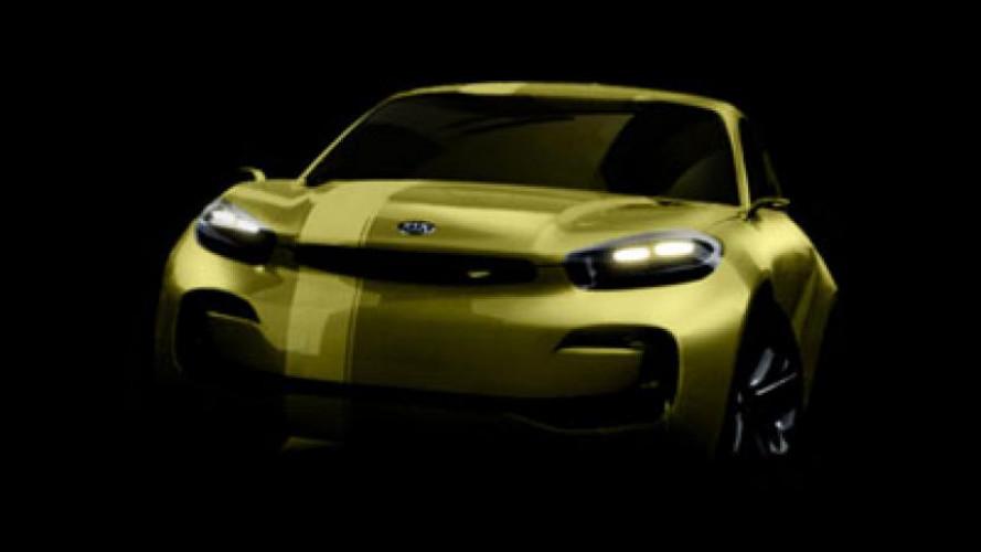 Kia CUB concept, debutto al Seoul International Motor Show