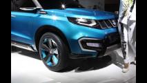 Suzuki iV-4 concept al Salone di Francoforte 2013