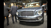 Bentley EXP 9 F al Salone di Ginevra