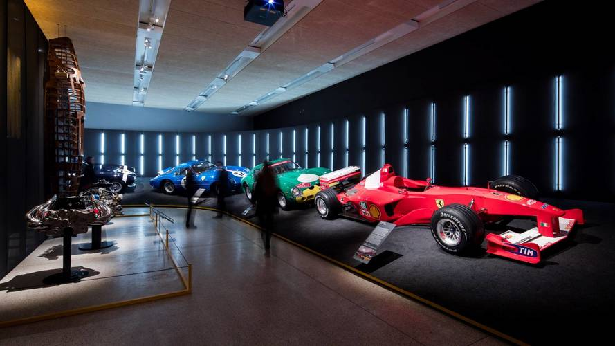 Ferrari Under The Spotlight At New Design Museum Exhibition
