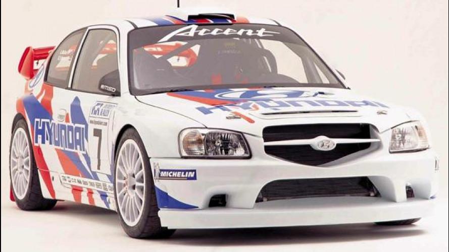 Hyundai, il ritorno nei rally è vicino