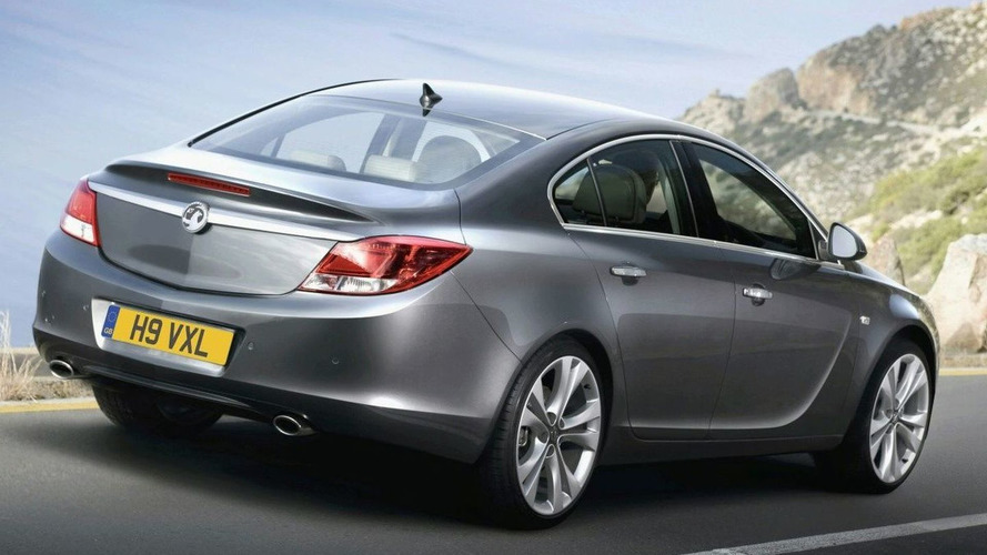 Official: New Vauxhall Insignia Unveiled