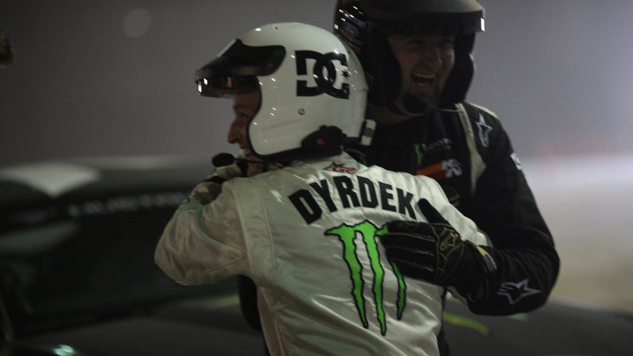 World's first Mustang skateboard car unleashed by Vaughn Gittin Jr. and Rob Dyrdek [video]