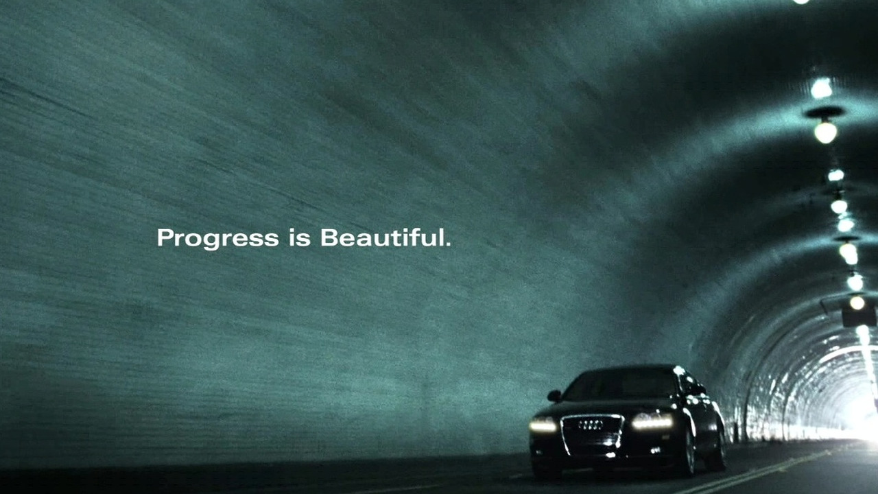 Audi Commerical for 2009 Superbowl