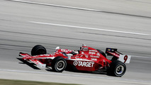 Dario Franchitti, Target Chip Ganassi Racing, 04.08.2010 Kentucky, USA