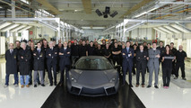 Final Lamborghini Reventon Arrives in U.K.