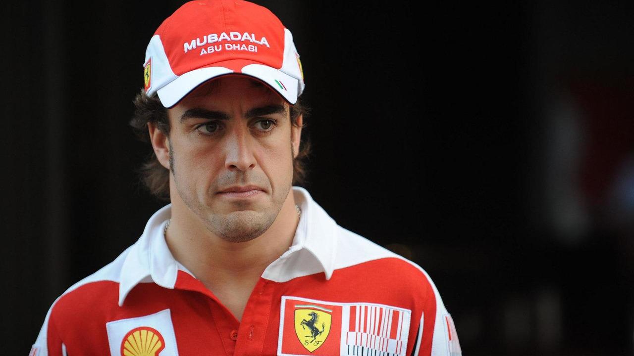 Fernando Alonso (ESP), Scuderia Ferrari - Formula 1 World Championship, Rd 19, Abu Dhabi Grand Prix, 14.11.2010