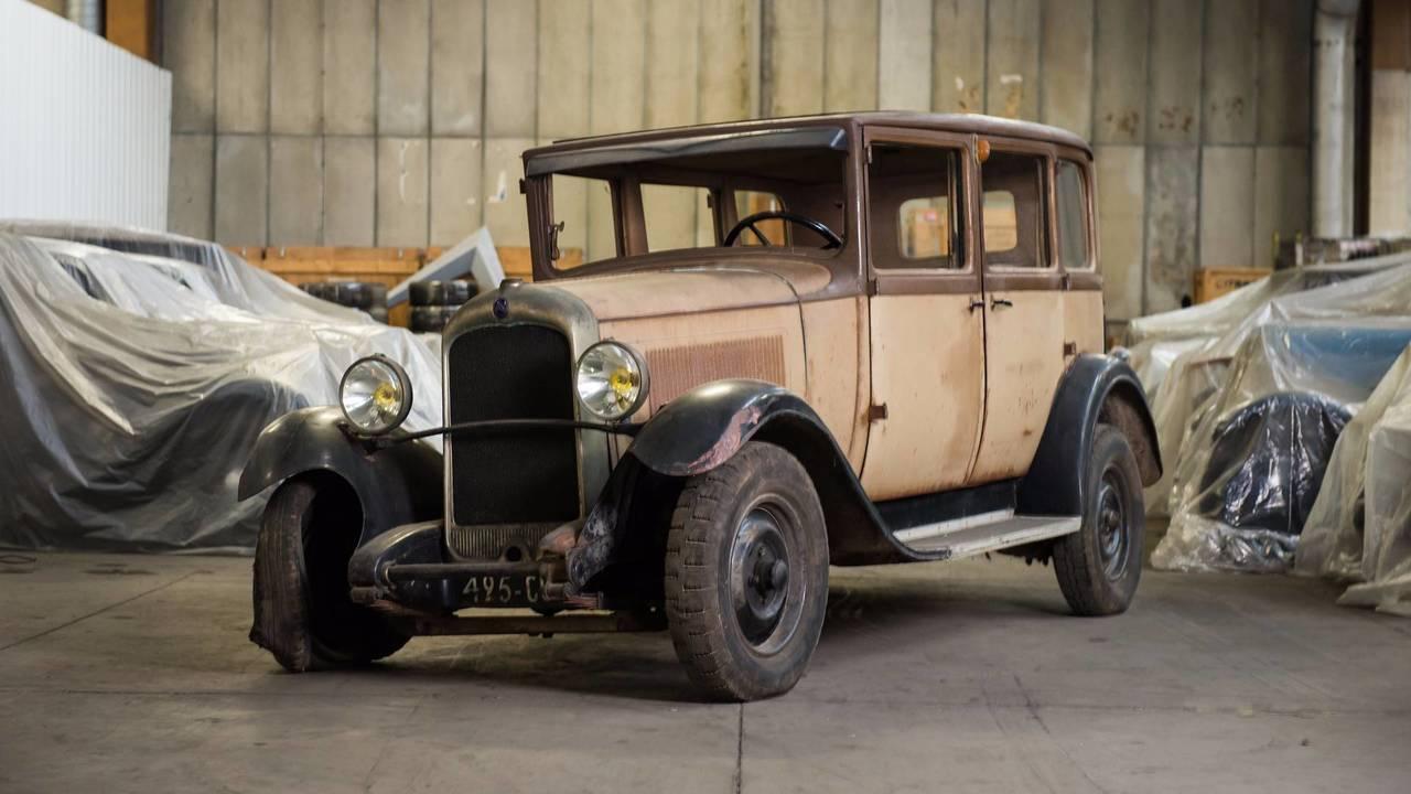 1930 Citroën C4 Familiale