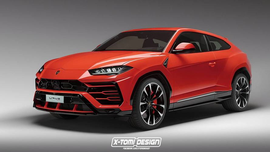 ¿Tiene sentido un Lamborghini Urus Coupe? Este render es la respuesta