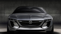 Opel/Vauxhall Monza Concept teaser photo 06.08.2013