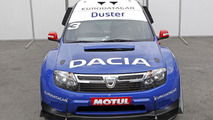 Dacia Duster rally car for Pikes Peak 26.5.2011