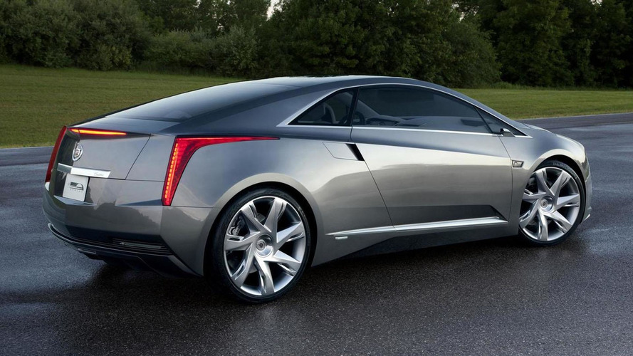Cadillac ELR will be a Chevrolet Volt on steroids - report