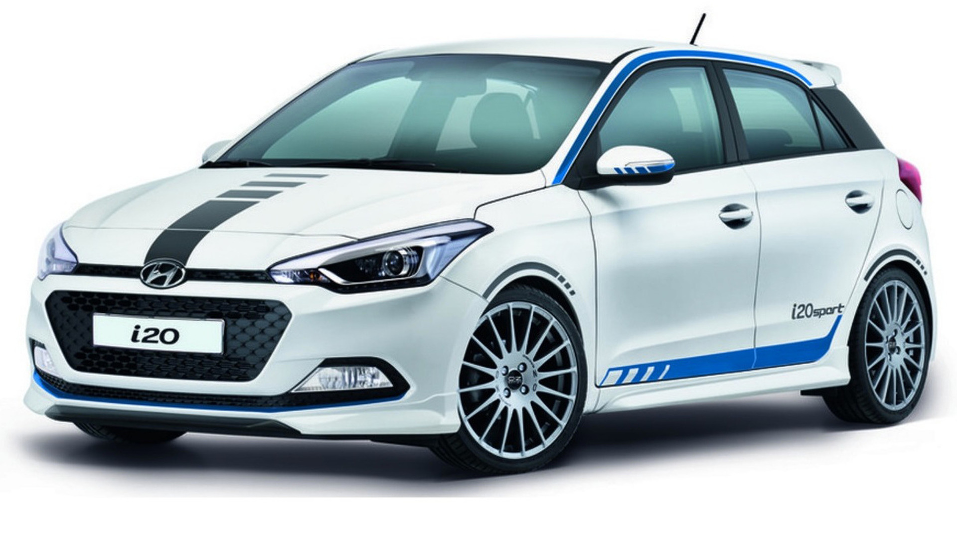 Hyundai I20 Sport Launched In Germany With 1 0 Turbo