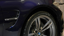 BMW M3 Tanzanite Blue
