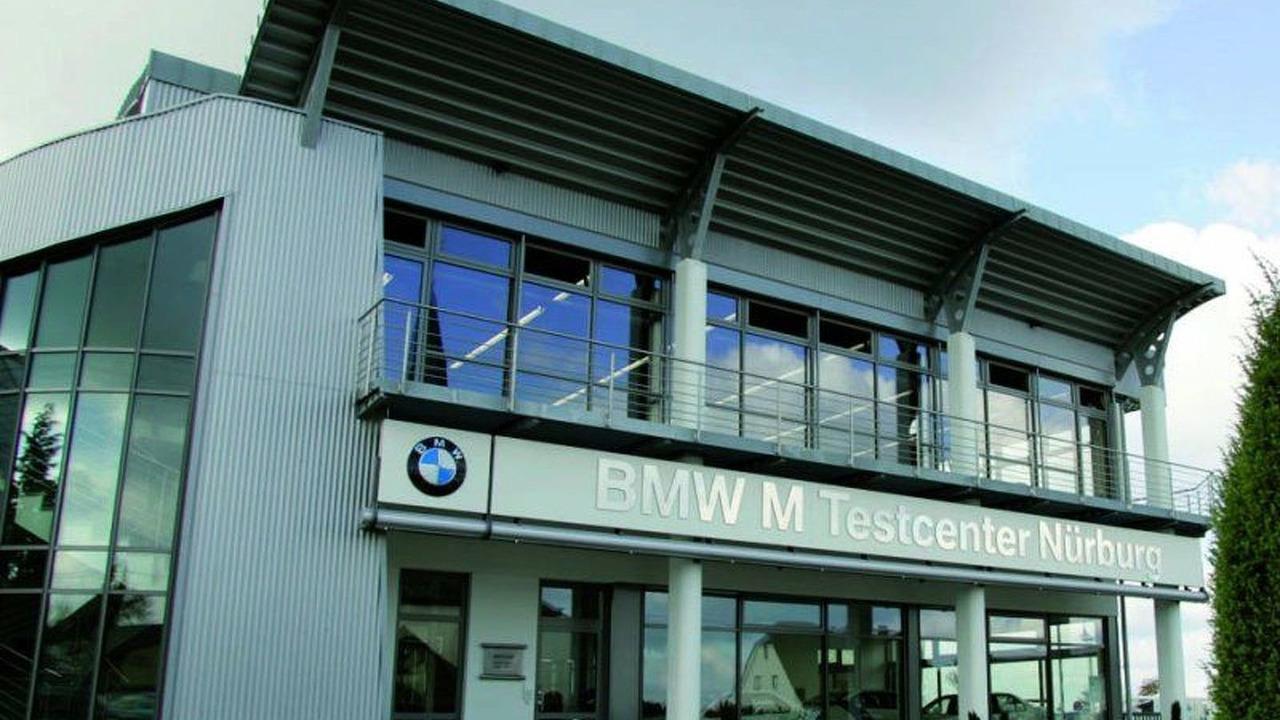 BMW Nurburgring Nordschleife Test Facility
