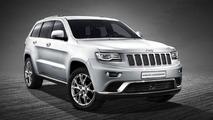 2014 Jeep Grand Cherokee headed to Geneva