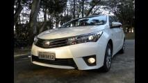 Garagem CARPLACE #6: Corolla fecha teste longo bem cotado, apesar do preço