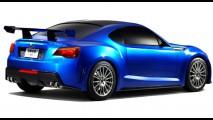 Novo Subaru BRZ STI: primeiras fotos oficiais divulgadas
